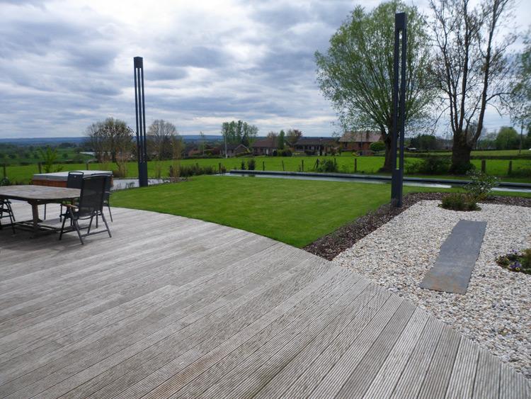 Espace jardin cr ation architecte paysagiste et for Jardin creation