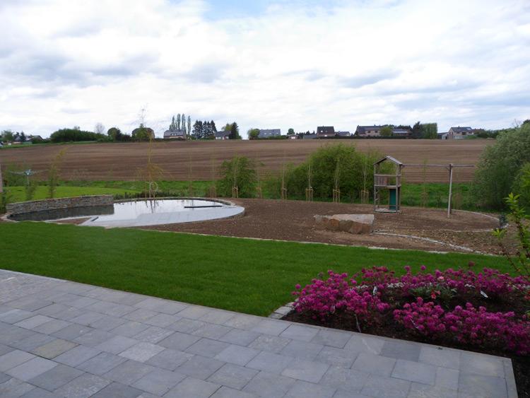 Espace jardin cr ation architecte paysagiste et for Jardin et creation