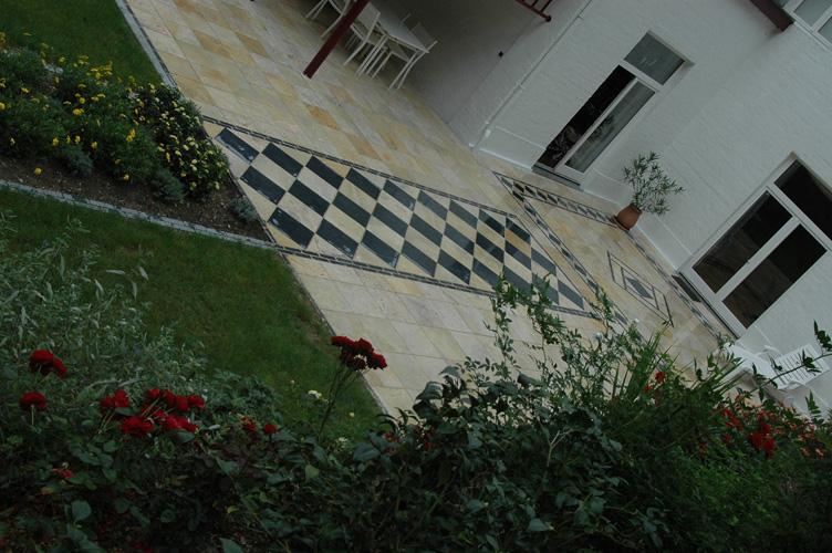 Espace jardin cr ation architecte paysagiste et for Amenagement jardin 66